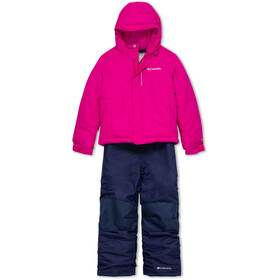 Columbia Buga Set Jongeren, pink ice